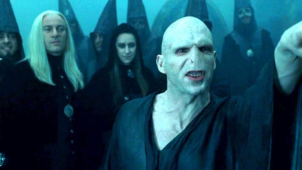 Voldemort Makeup Artist - Mugeek Vidalondon