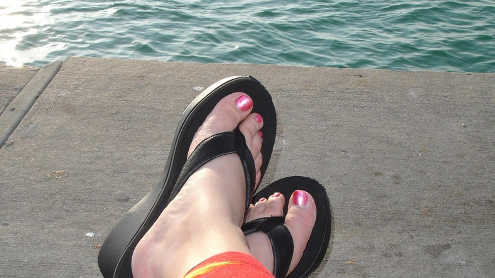bd0745543054 Can You Wear Sandals To Work  A Handy Guide To Summer Office Footwear