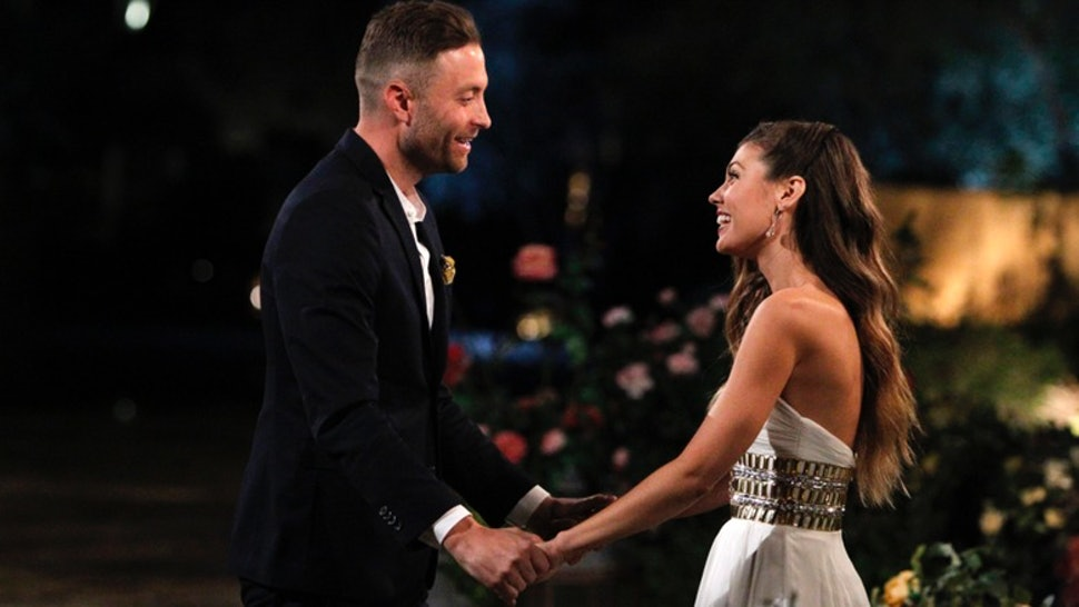 is britt dating the guy who left the bachelorette