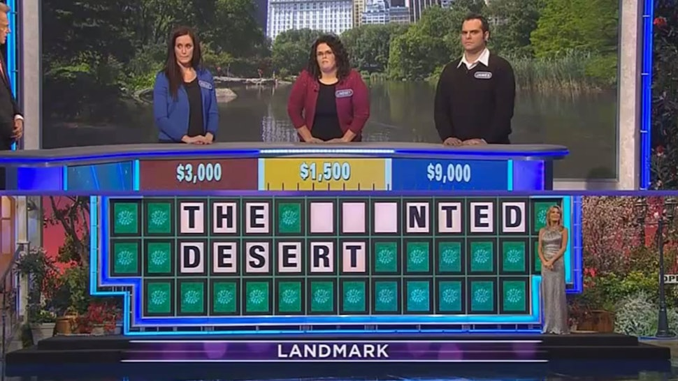 This 'Wheel Of Fortune' Fail Is So Cringeworthy, But It's Hardly ...