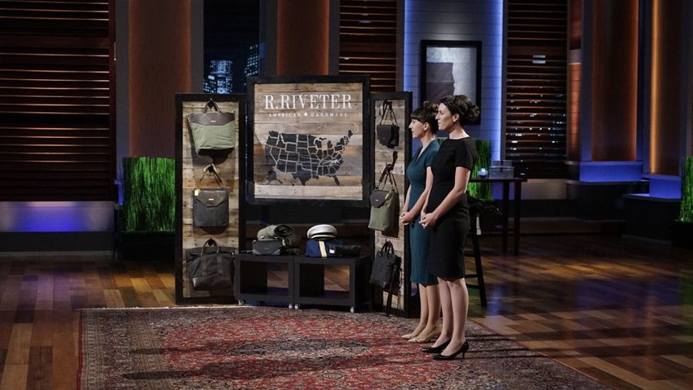Where To R Riveter Bags From Shark Tank So You Can Feel As Emed The Company S Namesake