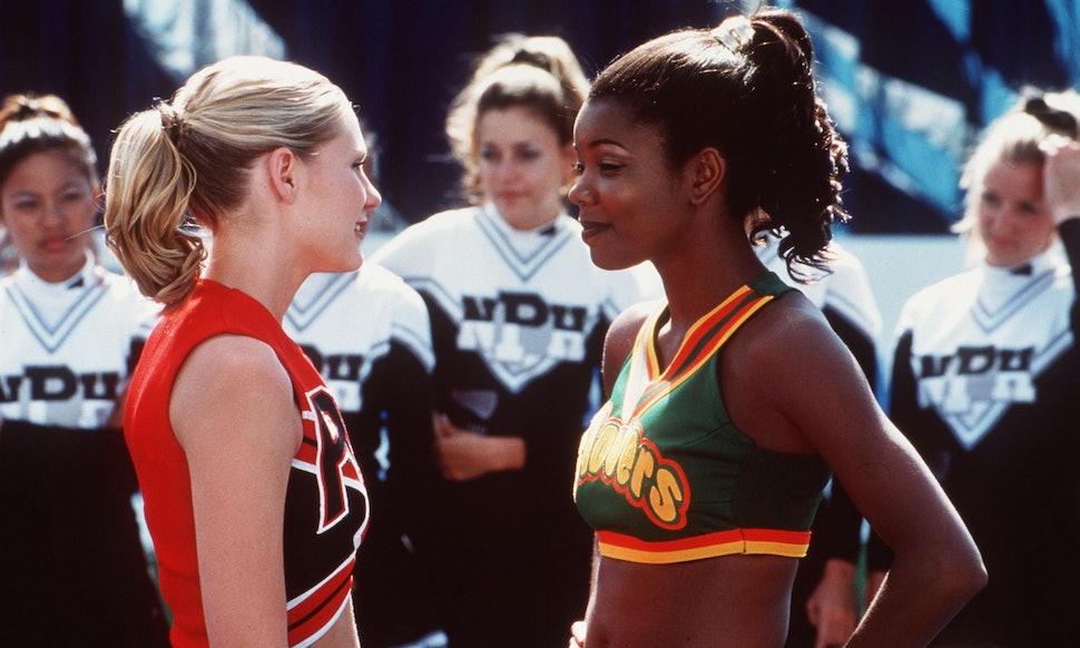 Cheerleaders group sex movie — pic 13
