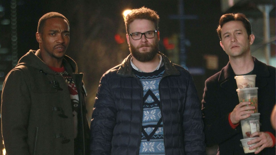 Seth Rogan Christmas.How To Have Your Own Night Before Just Like In The Movie