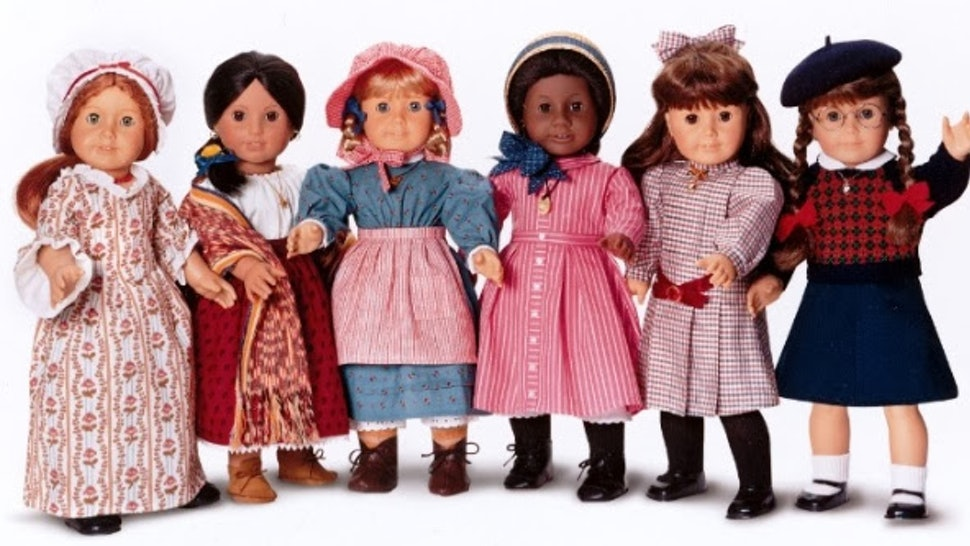 Retired American Girl Dolls: Where Are Felicity, Kirsten