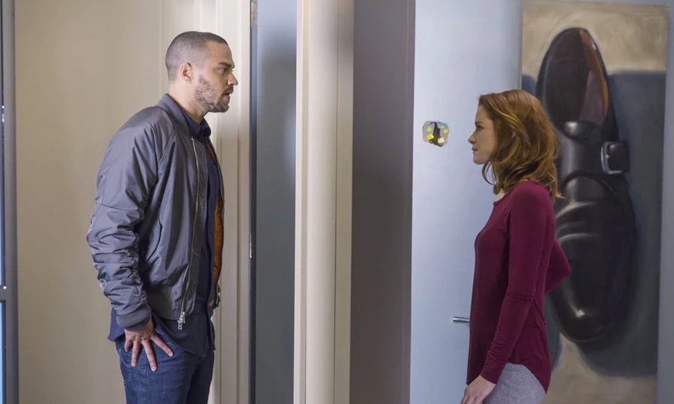 Can Jackson Sue April On \'Grey\'s Anatomy\'? A Real Lawyer Reveals His ...