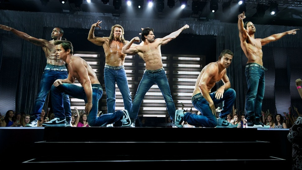 Magic Mike XXL' Gives
