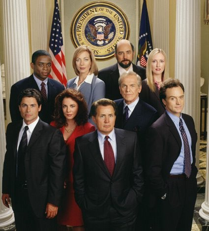 How 'The West Wing' Spent Their 2013