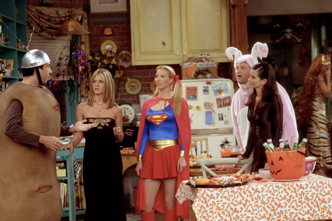 the 7 best friends episodes to watch on halloween satisfy all your spooky cravings