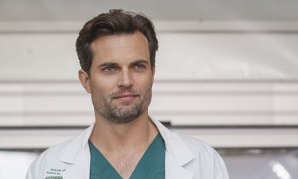 Who Is Will Thorpe On \'Grey\'s Anatomy\'? Meredith\'s Love Interest ...