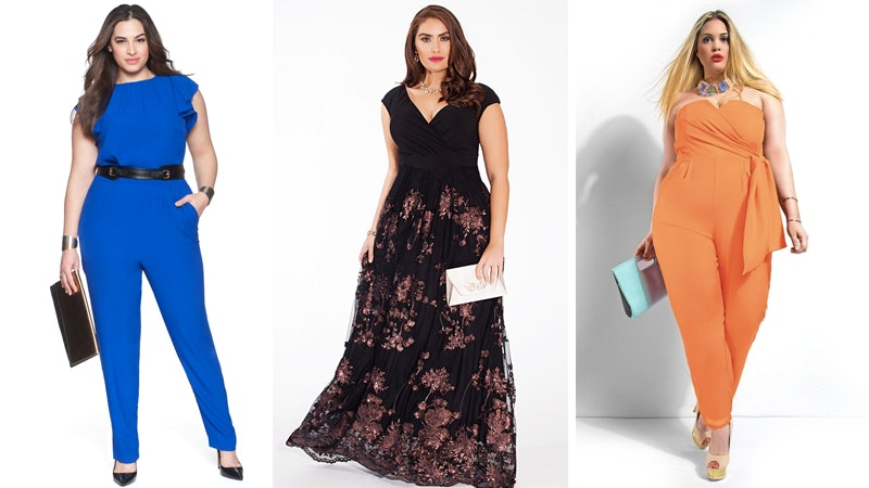 23 Plus Size Wedding Guest Outfits To Dazzle In Whether You