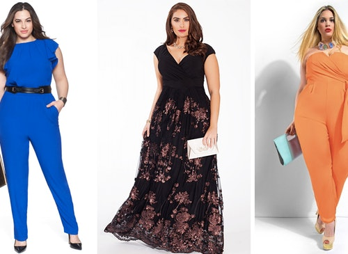 23 Plus Size Wedding Guest Outfits To Dazzle In Whether You ...