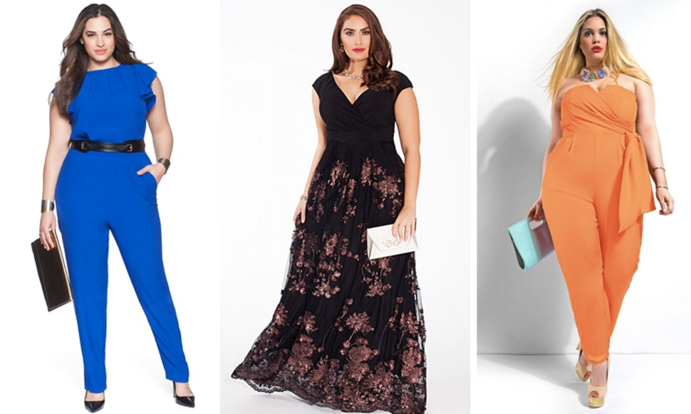 23 Plus Size Wedding Guest Outfits To Dazzle In Whether You Have One ...