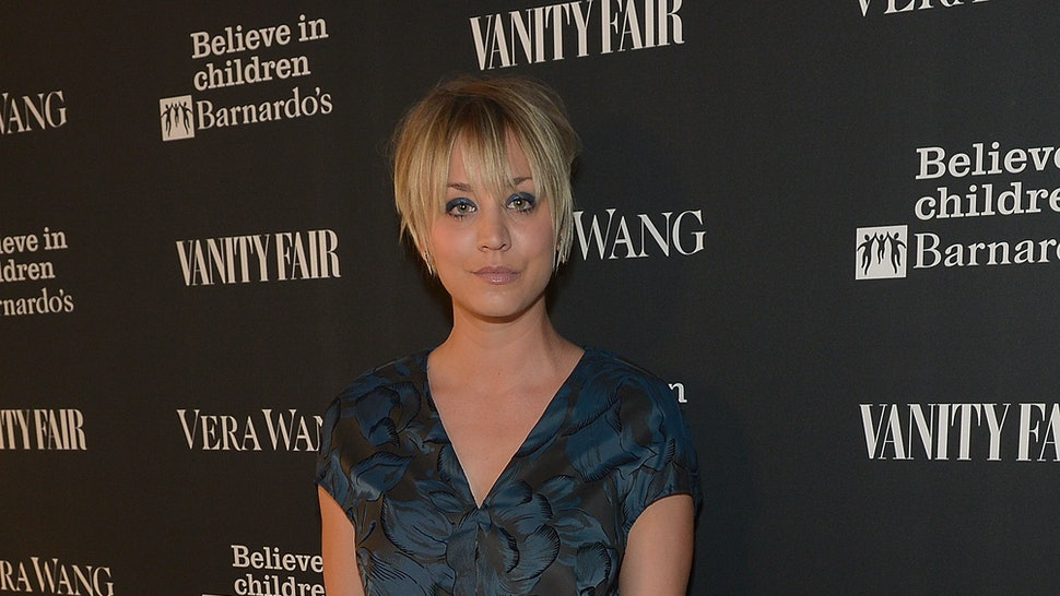 Kaley Cuoco's Native American Costume is Cultural