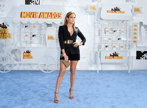 11 Jennifer Lopez Little Black Dress Moments Because She Really