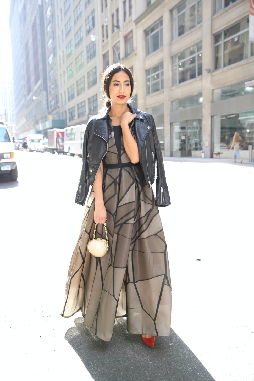 6 Ways To Update Your Classic Black Leather Jacket Diy Optional