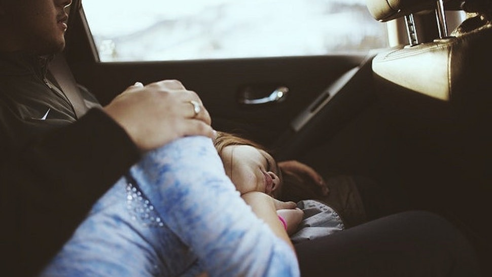 13 Weird Things Couples Do In The Car That Are Actually