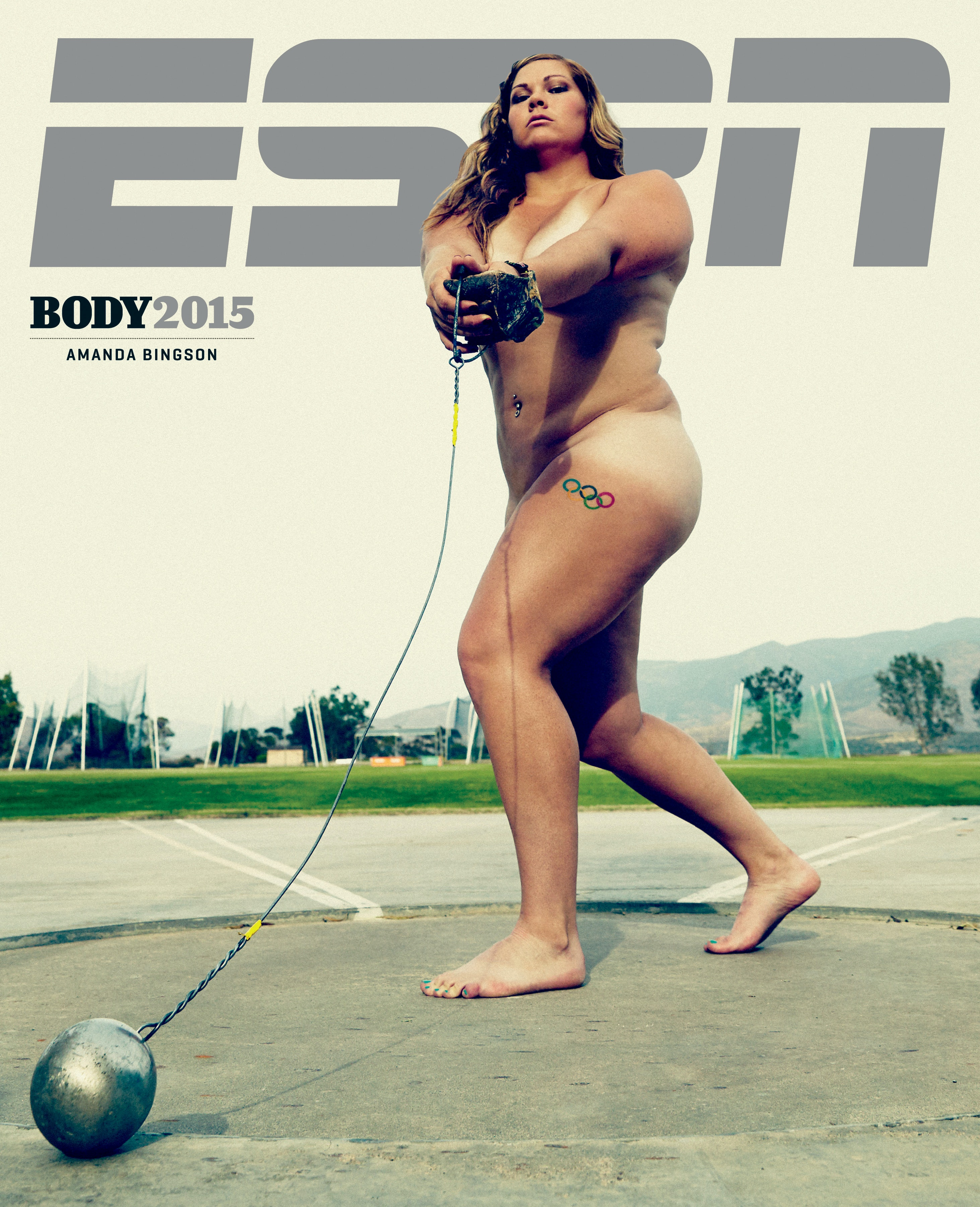 Feet ESPN BODY ISSUE 2015 naked (67 photos), Topless, Paparazzi, Twitter, braless 2015