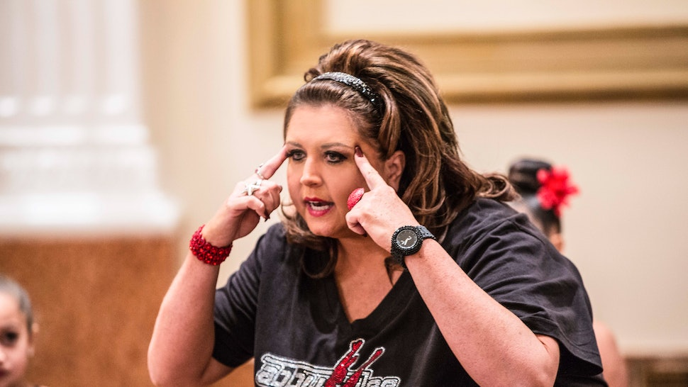 Is Dance Moms Lawsuit Between Kelly Abby The First One The Dance