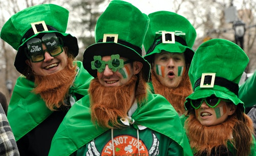12 Best St Patrick S Day Celebrations Around The World Because