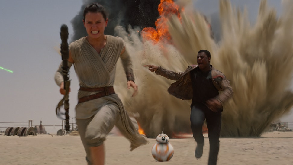 How Do 'Star Wars: Episode VII's New Characters Relate To