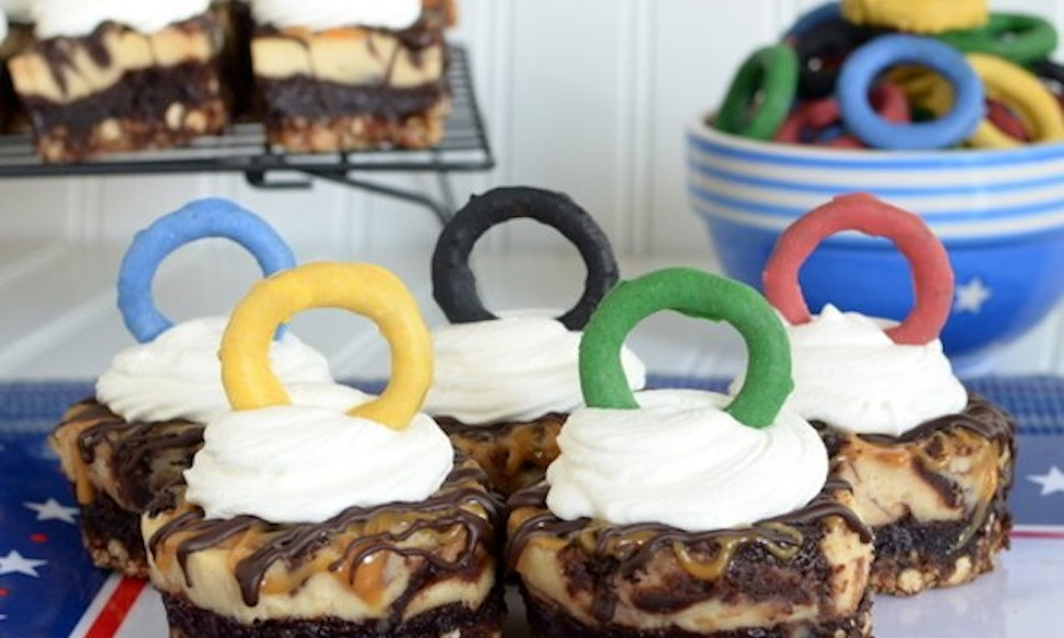 21 olympic party recipes to make during the 2016 rio games forumfinder Choice Image