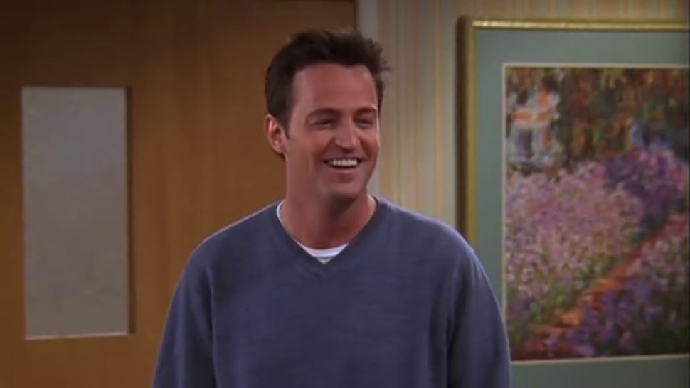 17 Times Chandler Bing Was The Most Relatable 'Friends