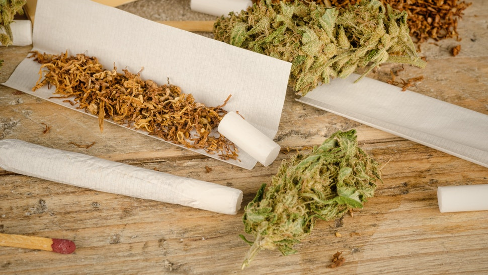 does smoking weed make you high