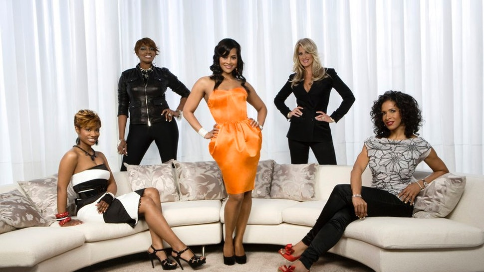 Real Housewives Of Atlanta' Pilot — 7 Things You Never Noticed From