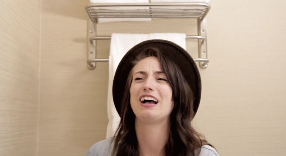 how to use a bidet female This Is What It's Like to Use a Bidet For the First Time (Spoiler  how to use a bidet female