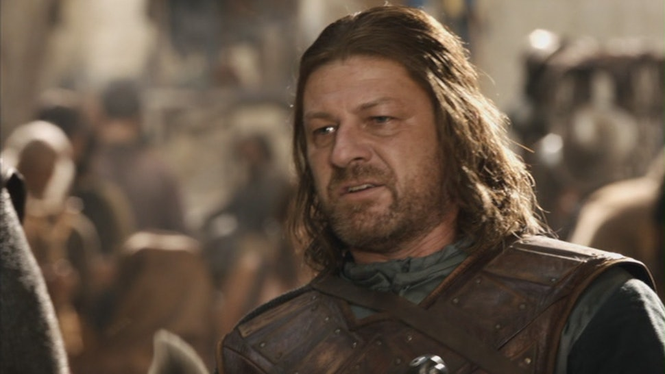 7 Ned Stark Quotes That Prove Jon Snow Isnt Dead On Game Of
