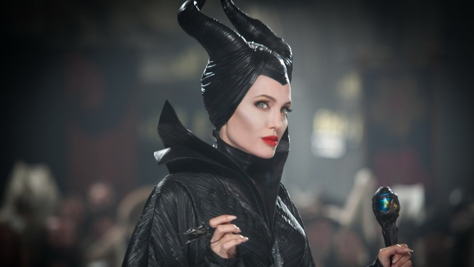 Maleficent Isnt Angelina Jolies First Feminist Film But