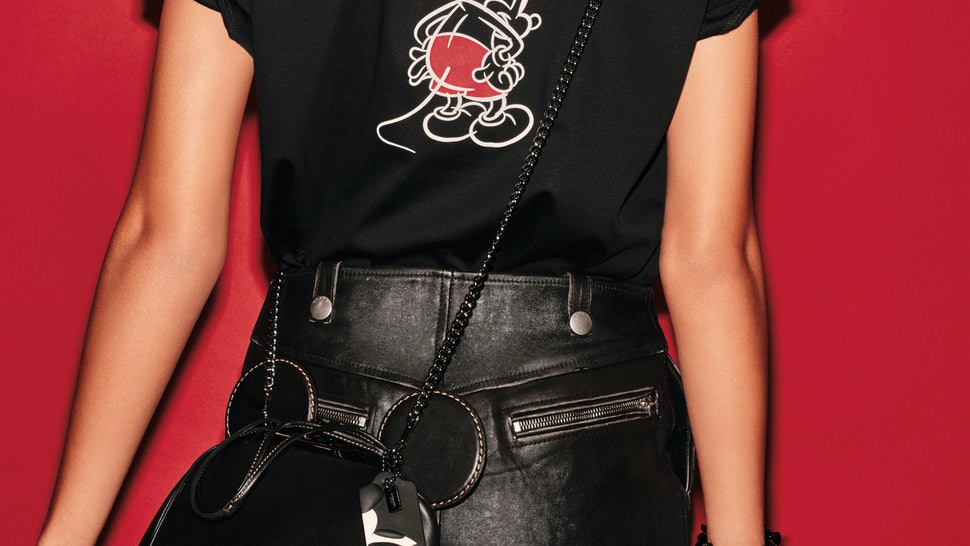 What s In The Disney x Coach Collection  Mickey Mouse Fans, Rejoice — PHOTOS 90f58d01e598