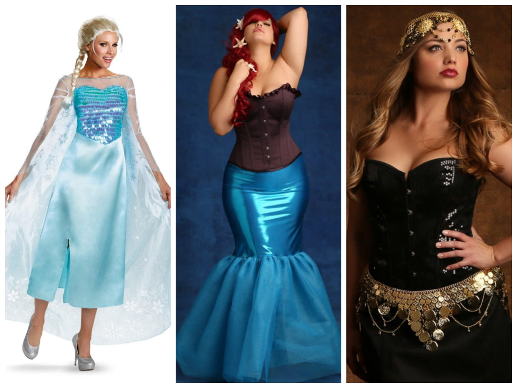27 Incredible Plus Size Halloween Costumes For Your Fall Fantasies ...