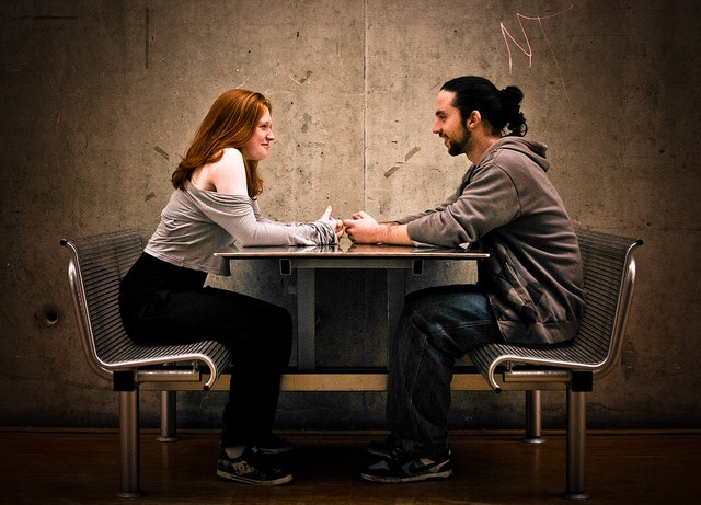 First date talking tips
