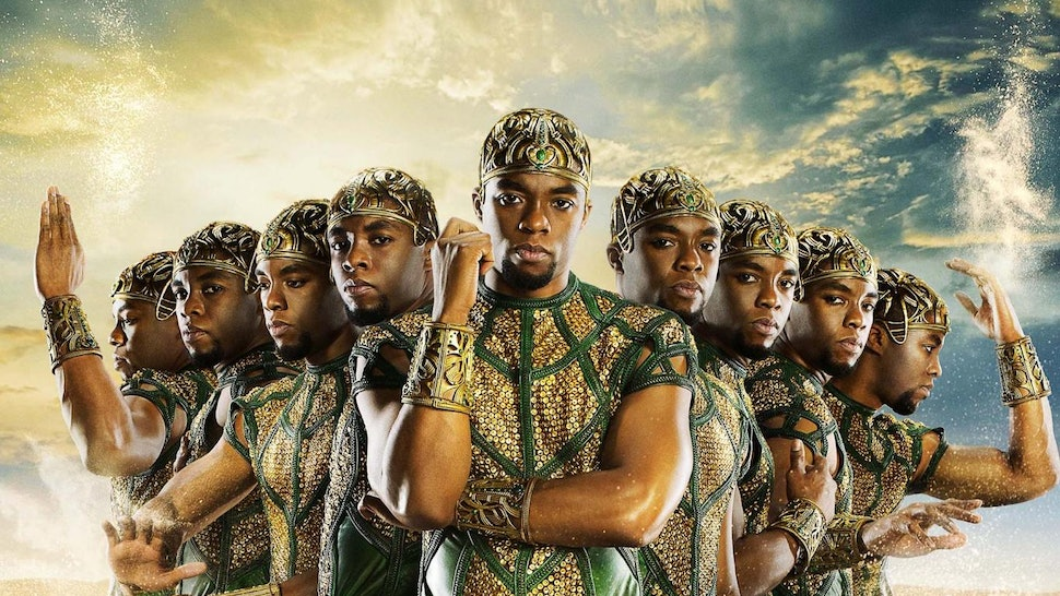 Who Are The Gods Of Egypt The New Movie Put Some Forgotten