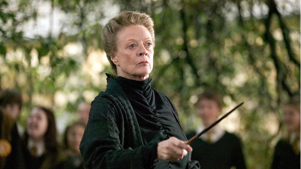 12 Of Professor McGonagall's Best Quotes, Because She's The Most ...