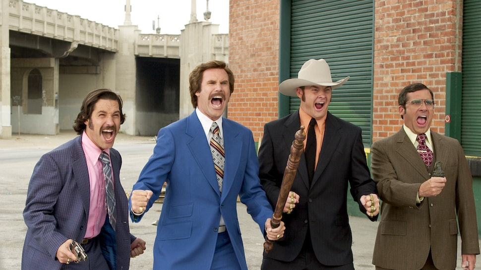By the Beard of Zeus! These 13 'Anchorman' Facts Will Blow Your Mind