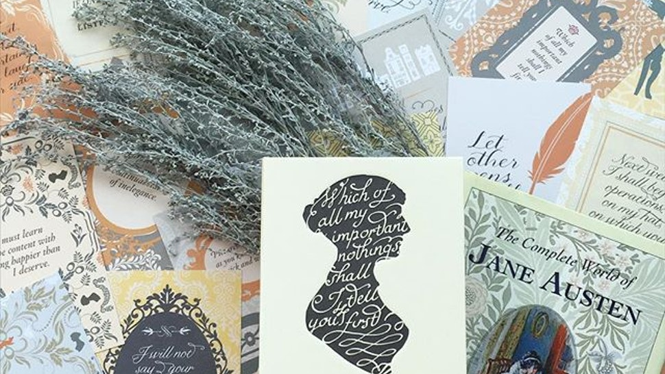 14 Jane Austen Quotes That Would Make Great Tattoos