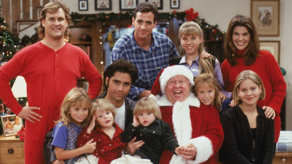 Full House Christmas Episodes.Full House Holiday Episodes Always Uncovered The True