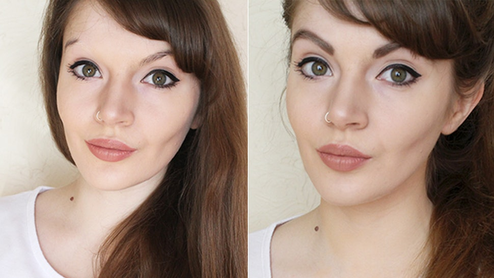 How To Cover Vitiligo Eyebrows With Makeup For A Boost Of