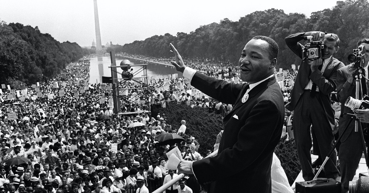 11 Martin Luther King Jr. Quotes About Love That Are Worth ...