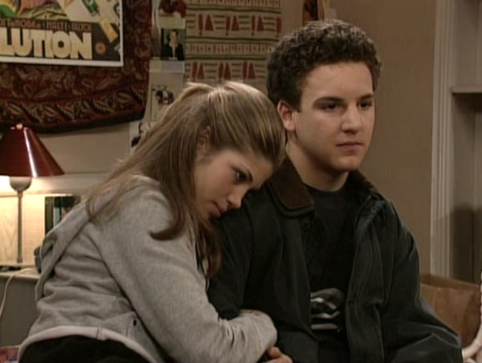 Girl meets world dating in real life