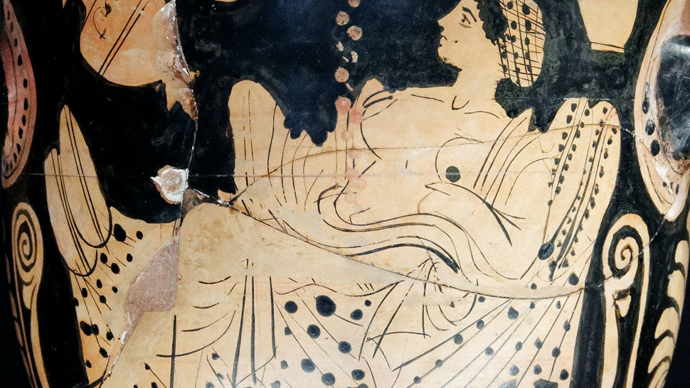 8 Weirdest Sex Things That Went Down In Greek Mythology