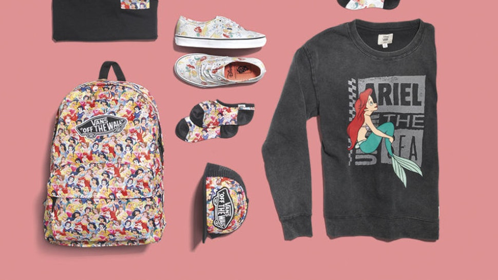 8f851e82ec7 Vans x Disney Collection Is Here, And The Results Will Make Your Inner  Child Jump For Joy