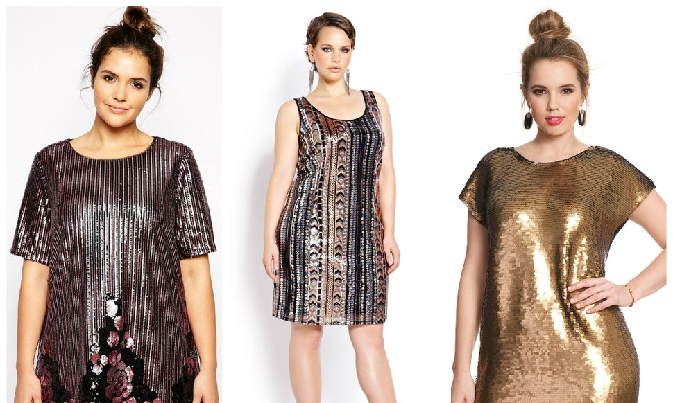 33 Plus Size Dresses For New Years Eve Because What Better Night