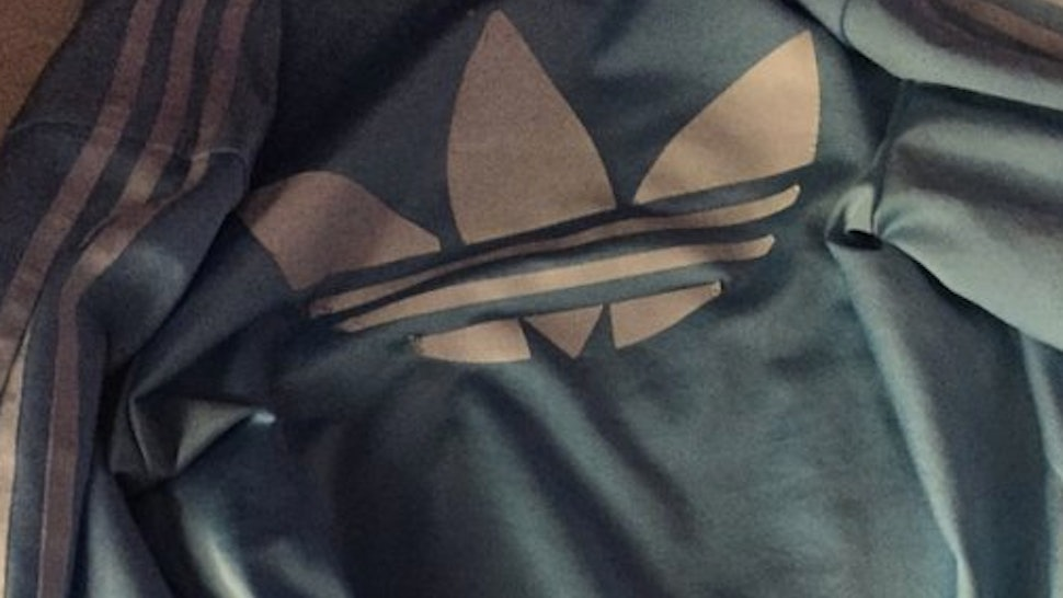 a197aab9dd319 Where To Buy The Adidas Jacket So You Can Solve The Blue Vs. Black Dilemma  Once & For All
