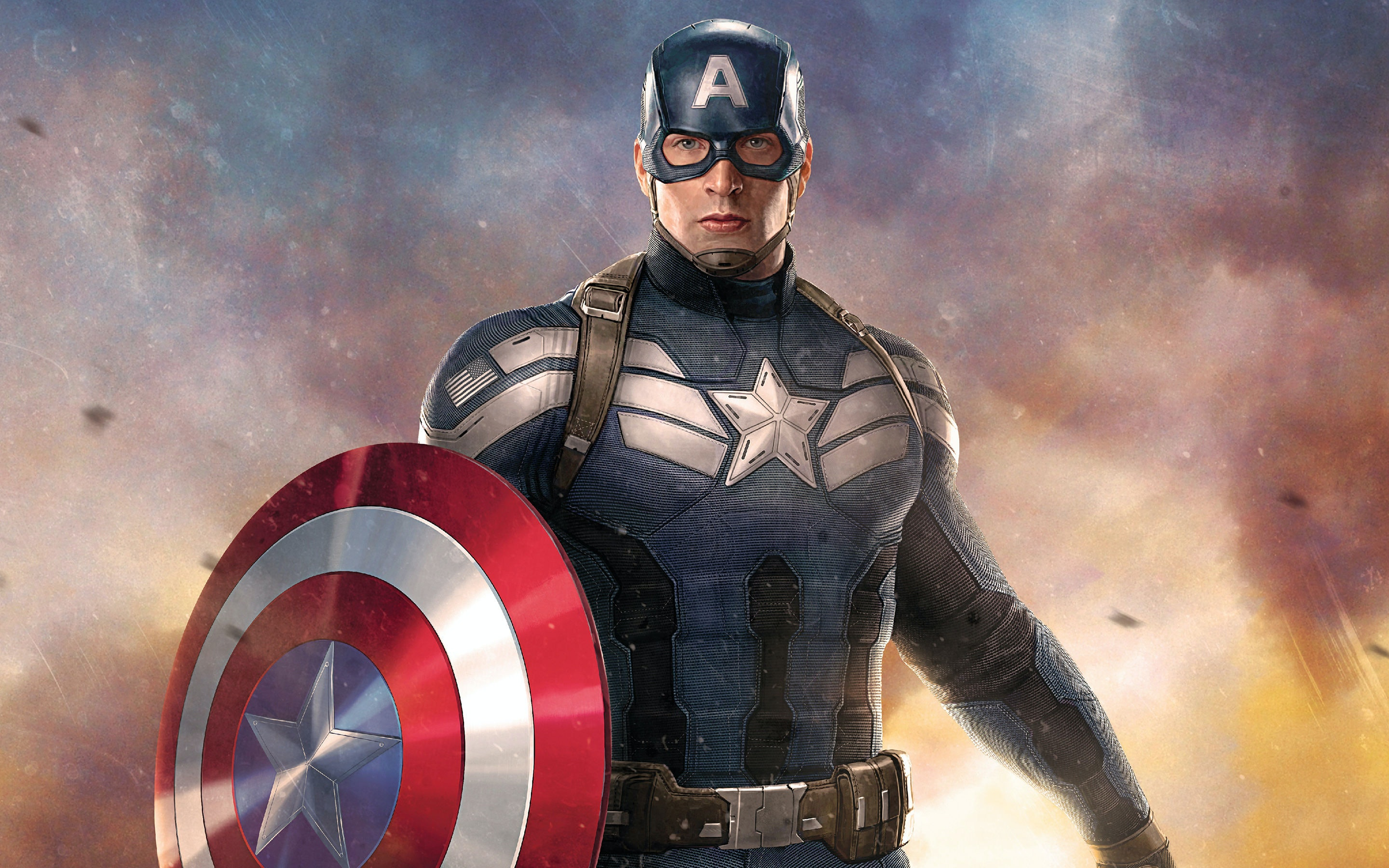 When did captain america come out