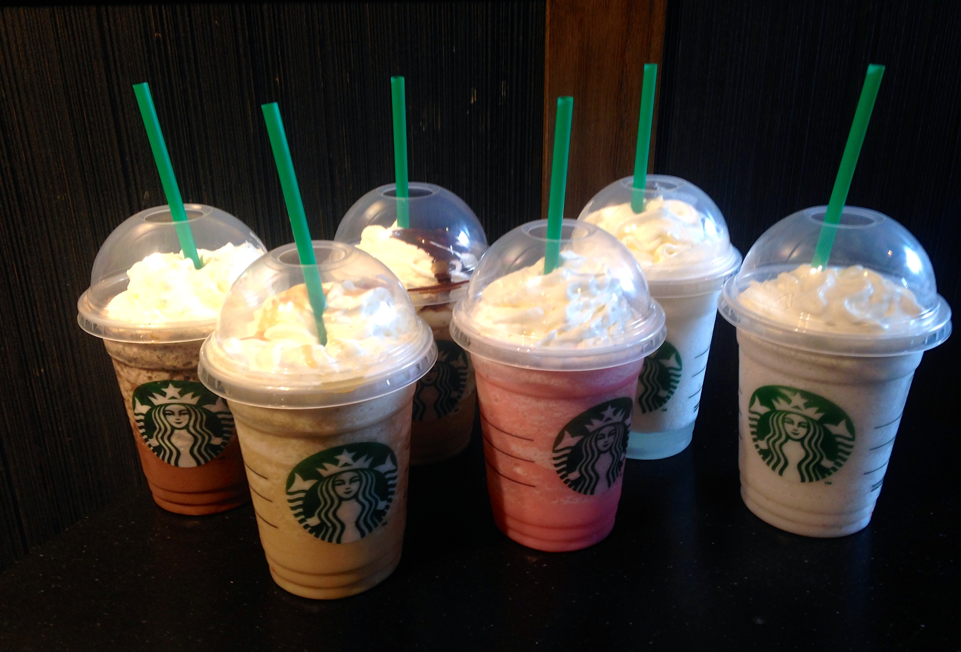 What Do Starbucks New Frappuccinos Really Taste Like I Did