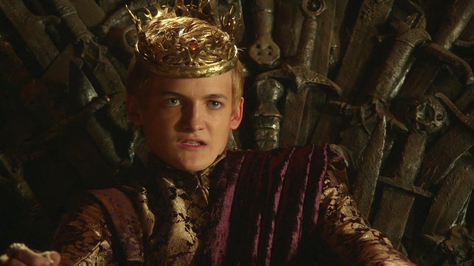 Image result for king joffrey