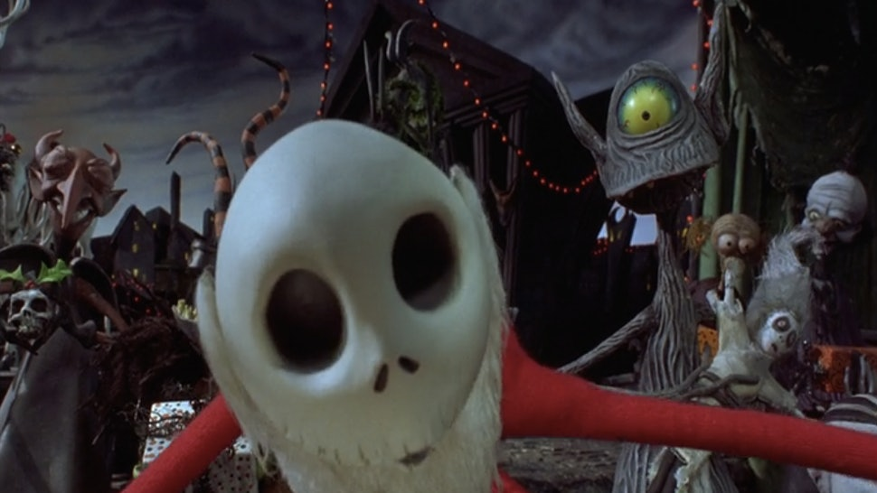 41 Things You Notice When Watching 'The Nightmare Before Christmas' For The Millionth Time